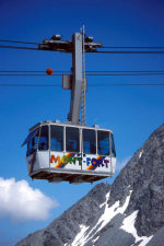 Cablecar Mont Fort